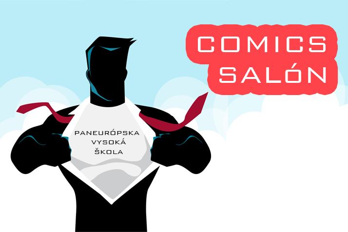 Comics Salón 2019 klope na dvere