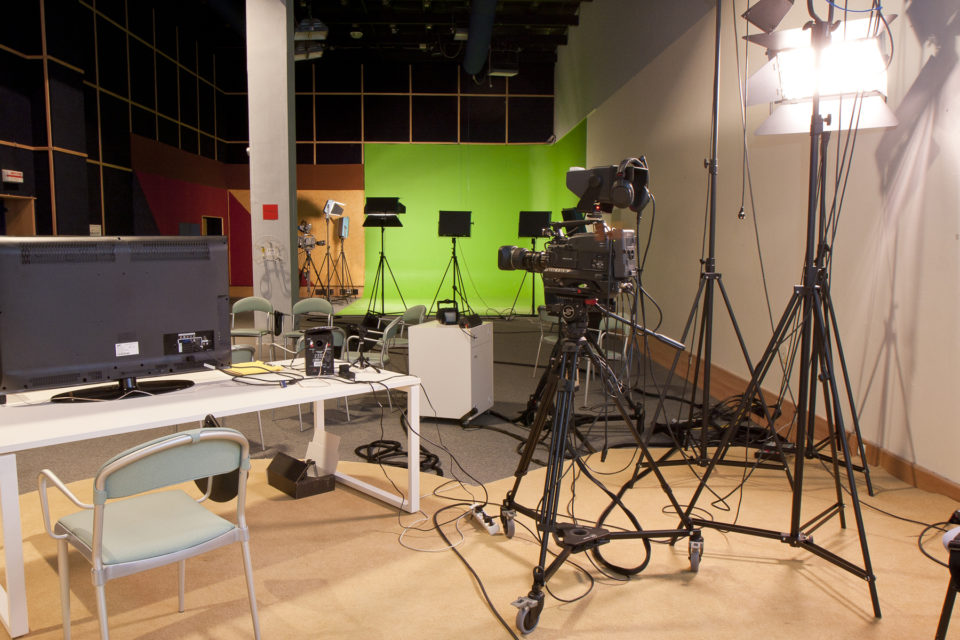 mediálne centrum, Mediálne centrum