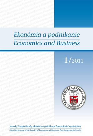 , Ekonómia a podnikanie
