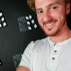 Juraj Vodila, absolvent Fakulty masmédií PEVŠ, moderátor a herec