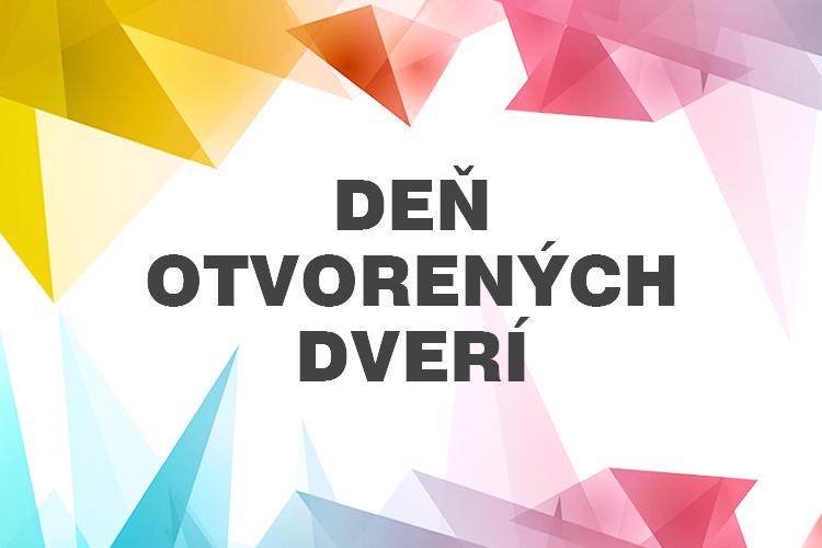 Deň otvorených dverí na PEVŠ sa uskutoční 24. novembra