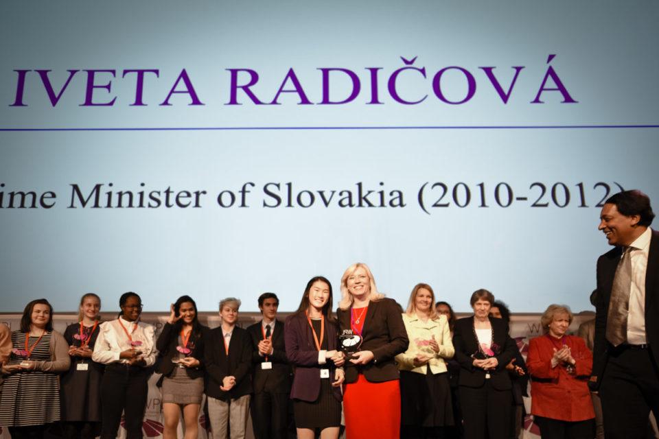 Významné ocenenie pre dekanku Ivetu Radičovú. Zaradili ju medzi top politické líderky