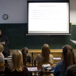 Prednášky z oblasti práva od študentov FP PEVŠ pre stredoškolákov