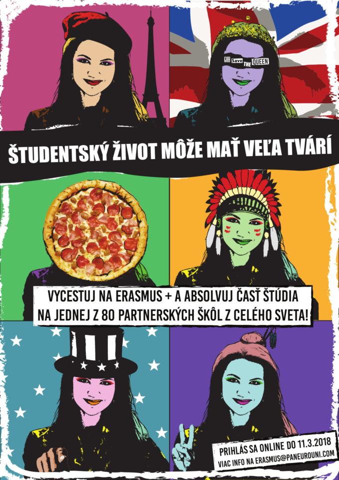 Spúšťame prihlasovanie na Erasmus +