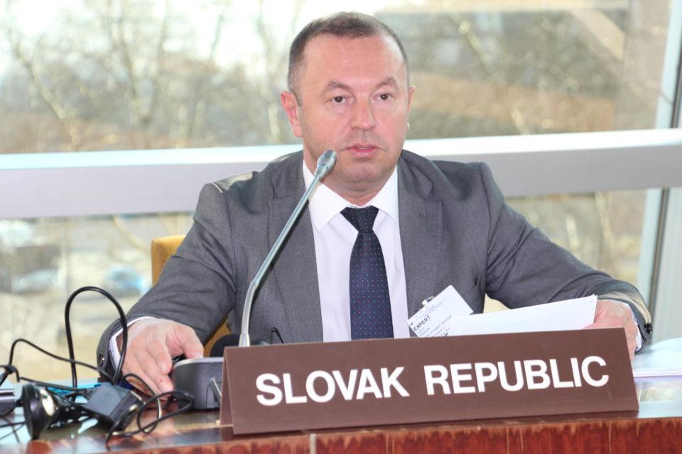Prorektor PEVŠ Ľudovít Hajduk vystúpil na 9. plenárnom zasadnutí CDPPE vŠtrasburgu