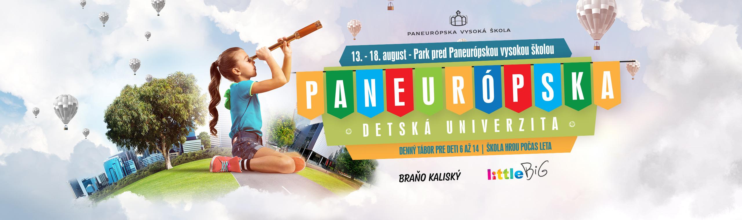 Paneurópska detská univerzita