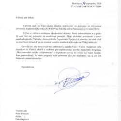 Poďakovanie ministra Lajčaka