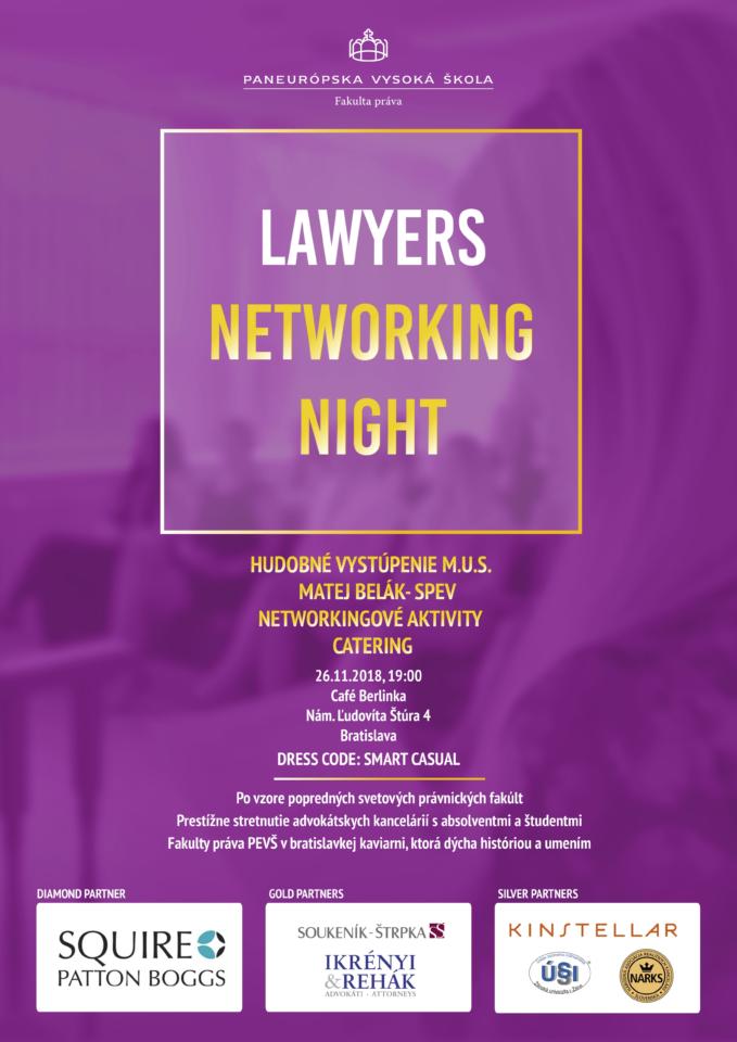Lawyers Networking Night