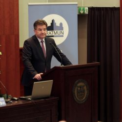 Lajčak a dekan Potásch otvorili Bratmun 2018
