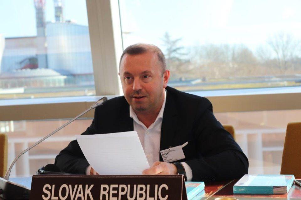 Prorektor prof. Hajduk vystúpil na 11. plenárnom zasadnutí CDPPE v Štrasburgu