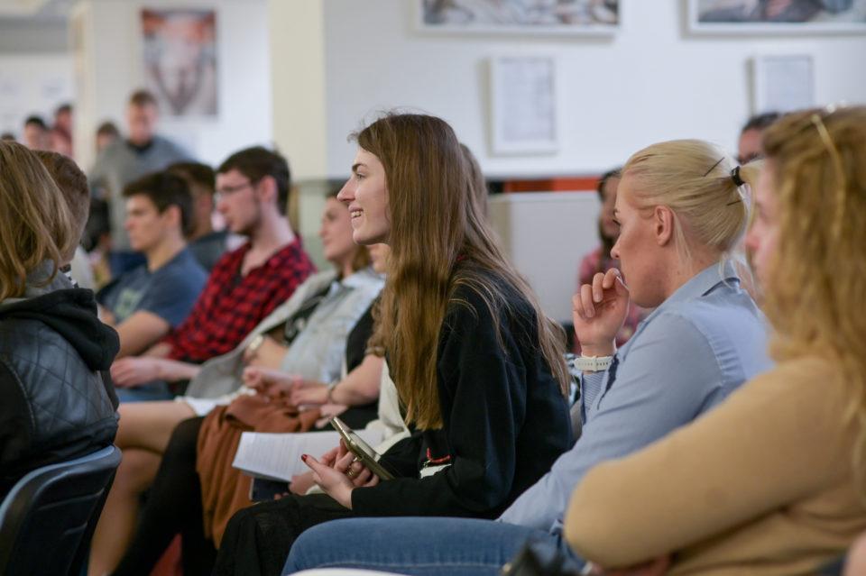 Záujem študentov o Paneurópsku vysokú školu je rekordný