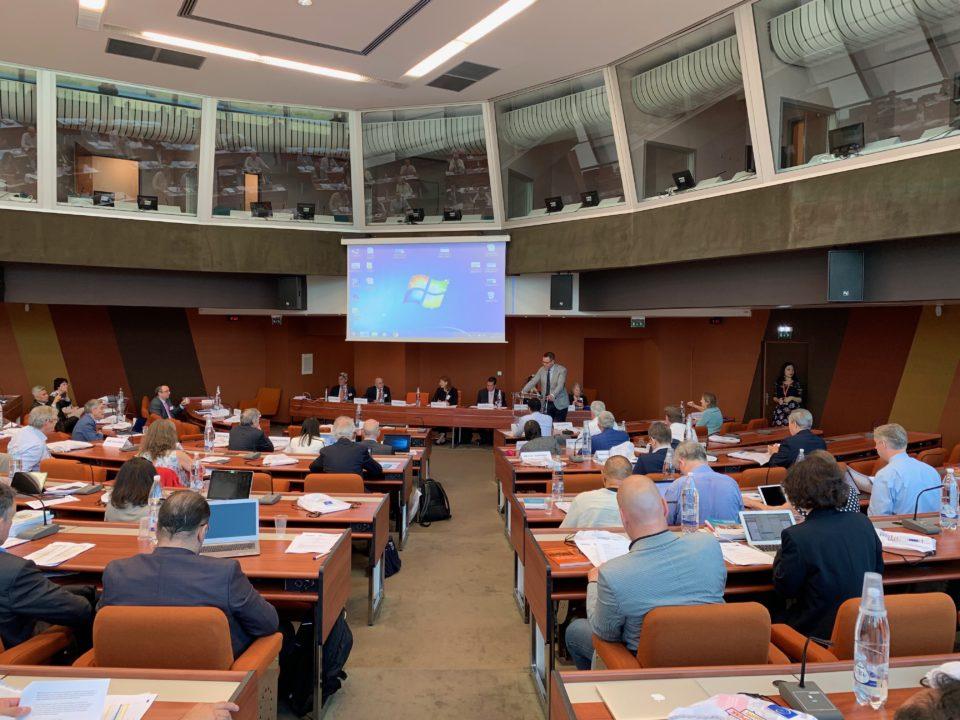 Prorektor Ľudovít Hajduk zastupoval PEVŠ na globálnom fóre v Štrasburgu