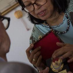 Indonézska vyľvyslankyňa