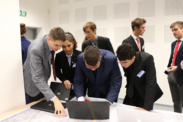 Bratislavské modelové zasadnutie OSN na PEVŠ