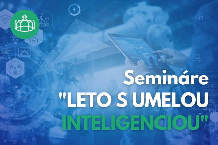 Semináre Leto s umelou inteligenciou