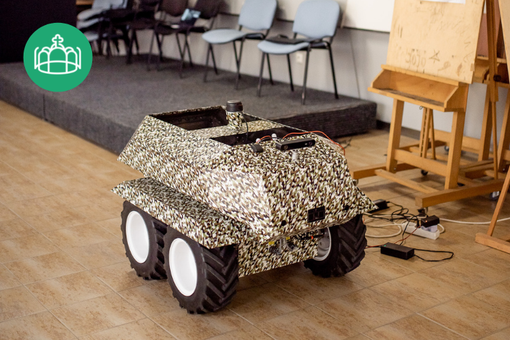 Prezentácia vozidla MEGABOT