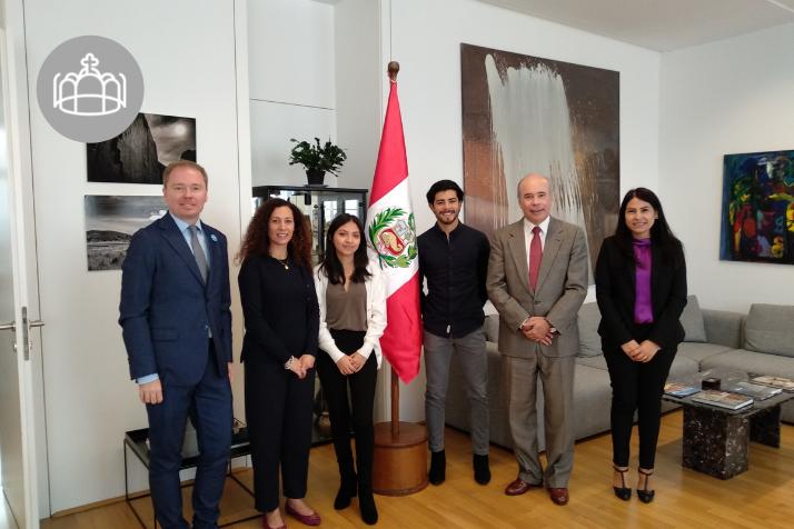 Spolupráca spartnerskou univerzitou vPeru pri implementácii projektu ERASMUS+